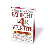 D'Adamo Nutrition, Eat Right 4 Your Type (Hardcover)