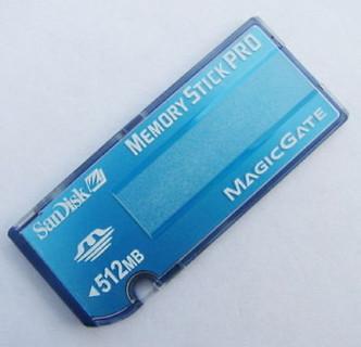 512MB 10 x SanDisk Memory Stick PRO SDMSV-512 Genuine