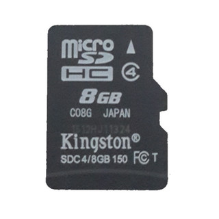 "Kingston's microSDHC Class 4 cards offer higher storage capacity and performance that meets the Class 4 Standard. With capacities of 4GB, 8GB, 16GB and 32GB, Kingston's microSDHC cards use the new speed ""class"" rating that guarantee a minimum data transfer rate for optimum performance with devices that use microSDHC. Wherever you find yourself in the mobile world, you can trust and rely on Kingston's microSDHC cards. All cards are 100% tested and are backed by a lifetime warranty and free live technical support. Class 4: 4MB/sec. minimum data transfer rate Compliant — with the SD Specification Version 2.00 Versatile — when combined with the adapter, can be used as a full-size SDHC card Compatible — with microSDHC host devices File Format — FAT 32 Reliable — lifetime warranty All products listed are obtained from authorised sources"