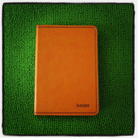 Leather Notebook (Small-Brown)