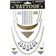 Tattoo Stickers for Neck and Wrist MC-J-1024