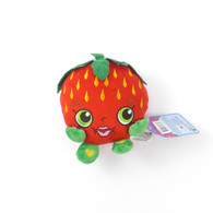 "Shopkins 7"" Strawbery Kiss Plush Toy"