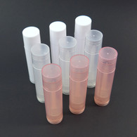 DIY Empty Lip Balm Tube Container (2/5/10/50/100pcs)