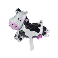 "Mini 14"" Cow Farm Animal Balloon"