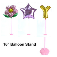 "16"" Balloon Table Top Stand"