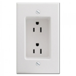 Recessed Outlet Receptacles