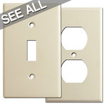 Ivory Wall Plates - Best Selling Sizes
