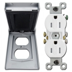 Weather-Resistant Outlets