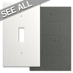 Switch Plate Insulation Gaskets