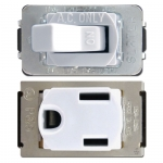 White Despard Switches & Outlets
