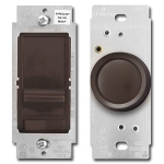 Brown Light Dimmers & Rotary Knobs