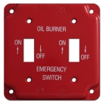 Emergency Switch & Outlet Plates