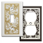 Butterfly Decorative Switch Plate Covers
