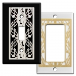 Music Light Switch Covers