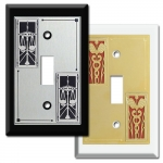 Occupational Light Switch Plates