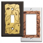 Southwest Rock Art Light Switch Plates