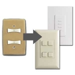 Low Voltage Remcon Switch Replacement