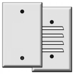 Blank Switch Plate Covers