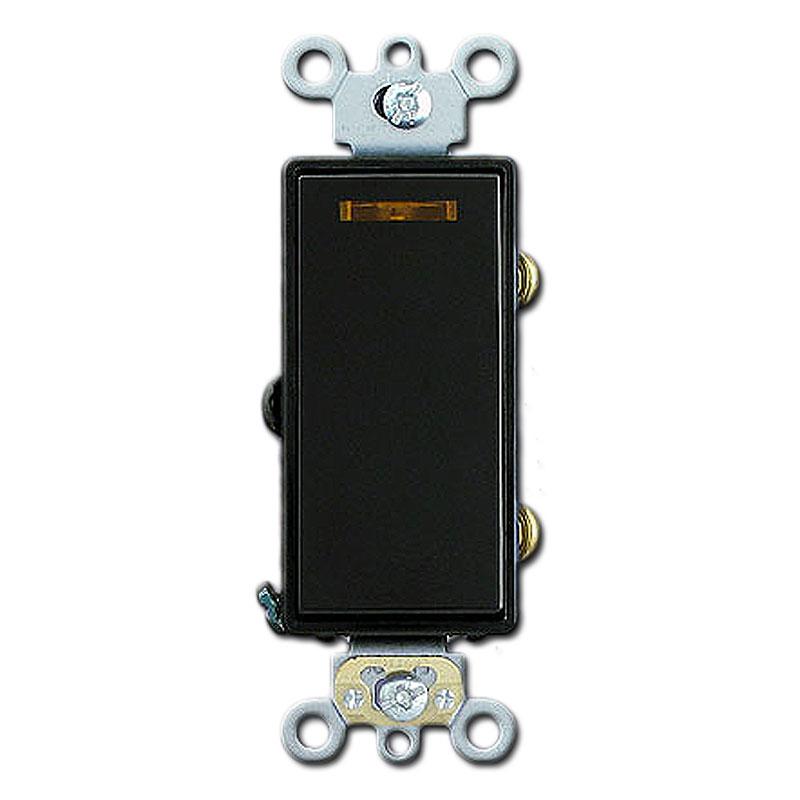 Illuminated Rocker Switches