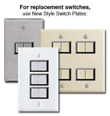 Replacement Low Voltage Bryant Light Switch