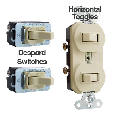Despard Light Switches