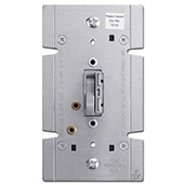 Gray Toggle Dimmers