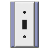 Narrow 2 Inch Light Switch Covers
