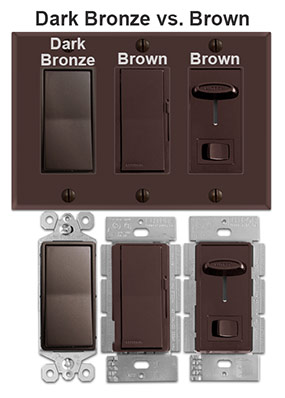 Brown Electrical & Bronze