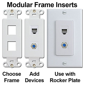 Frame Inserts