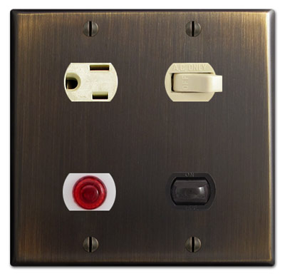 Despard Switches & Wall Plates