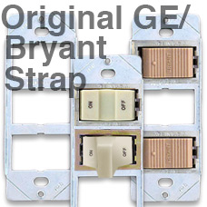 Straps for Bryant & GE Low Voltage