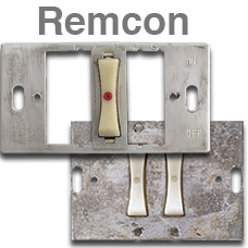 Examples of Remcon Switch Brackets