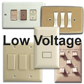 Identify Low Voltage Opening