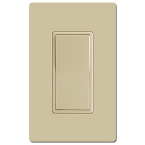 Ivory with Lutron Ivory