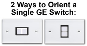 Single GE Switch Options
