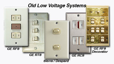 Older Low Voltage Systems