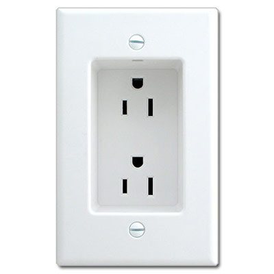 Recessed Outlets