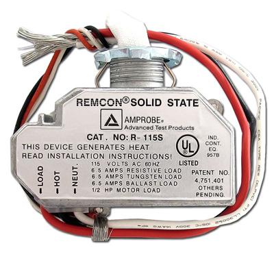 Remcon Switch Replacement Options in Low Voltage Lighting System