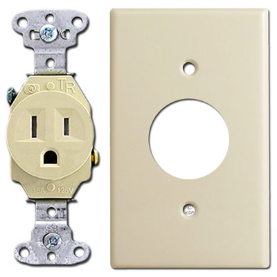 Electrical Outlets Amp Receptacles Gfci Duplex Round Tr