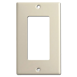 Decora rocker switch plate description