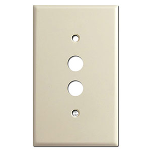 Push button light switch size and description