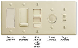 Ivory Dimmers