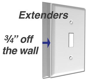 Image Result For Light Switch Extender