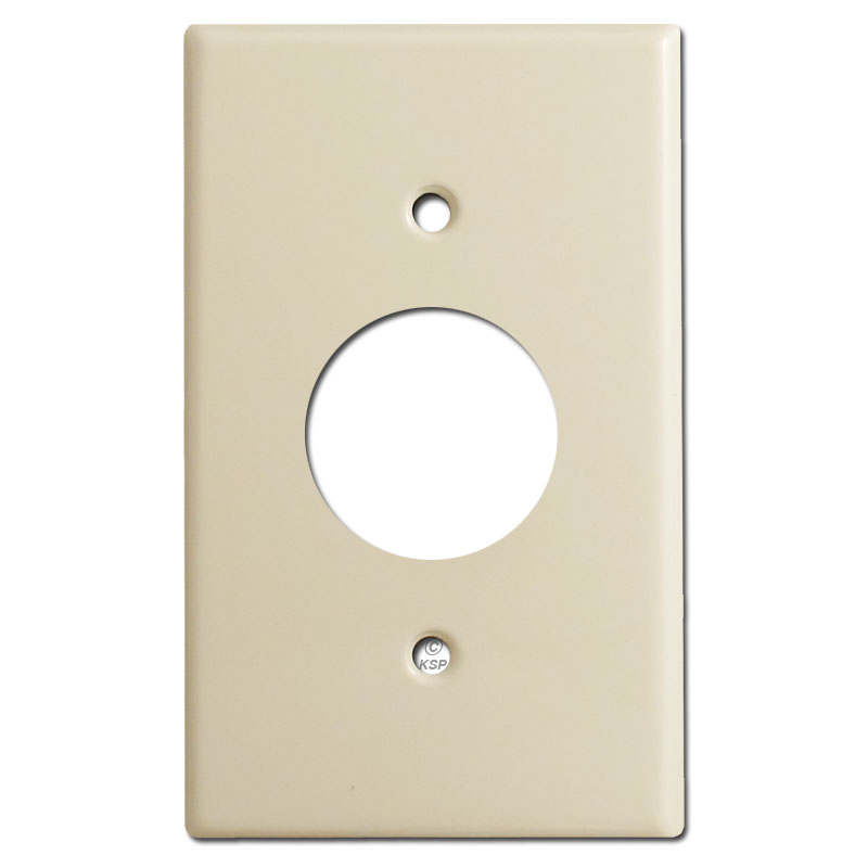 Buy single round outlet cover plates 1 to 3 gangs
