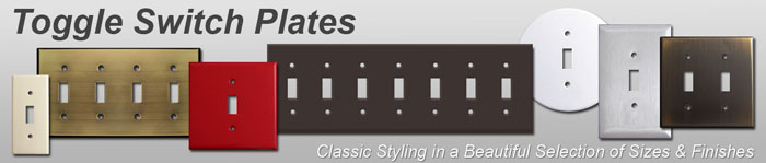 Buy Toggle Switch Plate Covers Online