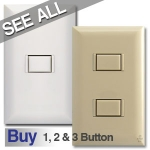 Touch-Plate 5000 Low Voltage Light Switches