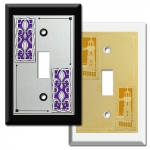 Art, Music, & Architecture Wall Plates