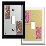 Food & Beverage Wall Switch Plates