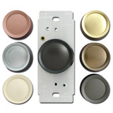 Leviton Rotary Light Dimmer Switches 6681