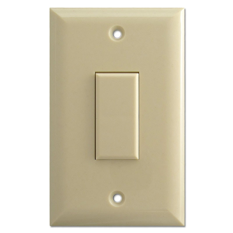 Touch Plate Lighting Control Genesis Low Voltage Switch